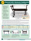 BJG Catalog 2013 - gas grills, charcoal grills, charcoal rotisseries - Page 6