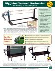 BJG Catalog 2013 - gas grills, charcoal grills, charcoal rotisseries - Page 7