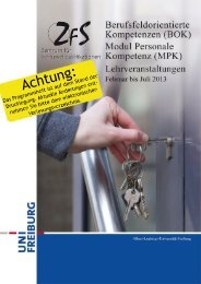BOK-Programmheft als pdf-Download - Zentrum für ...