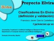 Proyecto Elvira