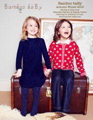 AW13 Catalogue Pages copy - Wholesale Organic Baby Clothes