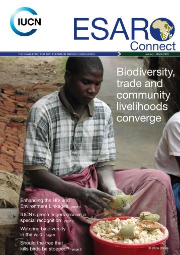 ESARO Connect - IUCN Knowledge Network