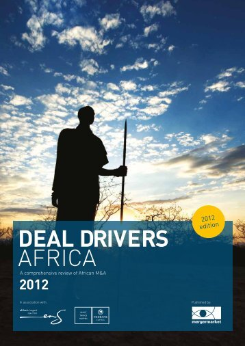 DEAL DRIVERS africa - ENS