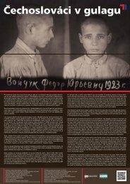 Čechoslováci v gulagu - Ústav pro studium totalitních režimů