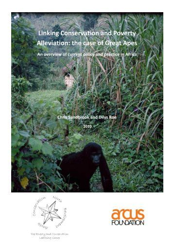 Linking Conservation and Poverty Alleviation - IIED pubs ...