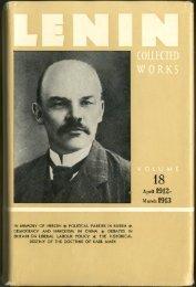 Lenin CW-Vol. 18-TC.pdf - From Marx to Mao