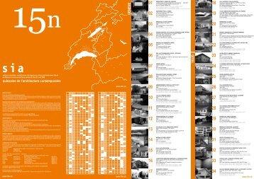 01 geneve vaud - Maison de l'Architecture