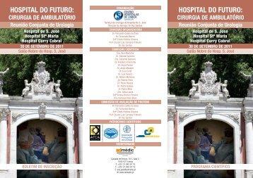 Programa - Centro Hospitalar de Lisboa Central