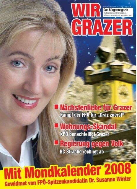 P.b.b. · Verlagspostamt 8010 Graz · 07Z037453M - FPÖ Steiermark