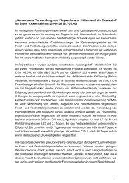 """""""Gemeinsame Verwendung von Flugasche und Hüttensand als ..."""