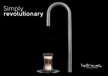 Brochure TopBrewer - Brandsma Koffie Bolsward