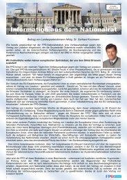 Ausgabe Februar 2010 - pdf - FPÖ Steiermark