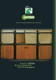 Catálogo Corton de boxes (pdf - 5Mb) - Lupa Iberica