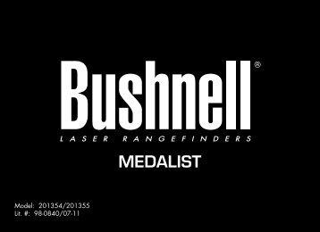 L A S E R R A N G E F I N D E R S - Bushnell Golf