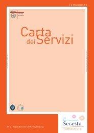 Carta dei Servizi - Gruppo Segesta