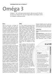 Oméga 3 - VitaBasix