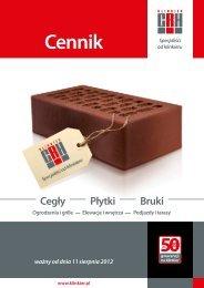 Cennik - REALBUD sp. z oo