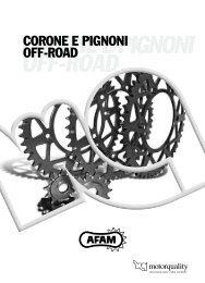 (IVA esclusa) AFAM Off-Road - Motorquality