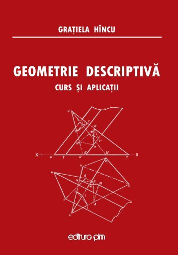 Geometrie descriptiva - PIM Copy