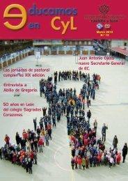 50 años en León del colegio Sagrados Corazones. Las jornadas de ...