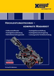 178.9 KByte, PDF - Hengst GmbH & Co. KG