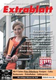 DIABOLO Extrablatt - Interdisziplinäres Zentrum für Bildung und ...
