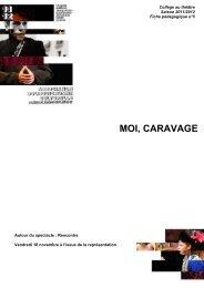 MOI, CARAVAGE - Association Bourguignonne Culturelle