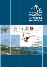 SAFE SHIPPING ON THE BALTIC SEA, Szczecin 18 April 2013 - PRS