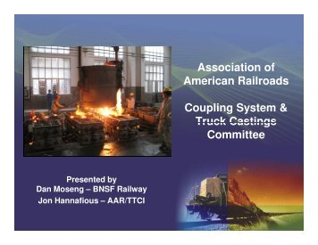 Association of American Railroads Coupling System ... - Marts-rail.org