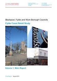Vol1 - Fylde Main Report - 12_08 _clean_ - Blackpool Council