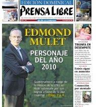 personaje del año 2010 personaje del año 2010 - Prensa Libre
