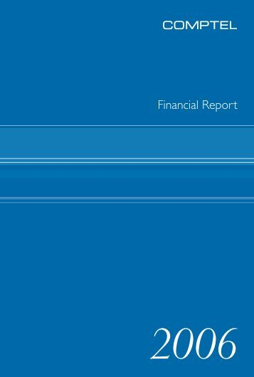 Financial Report - Comptel