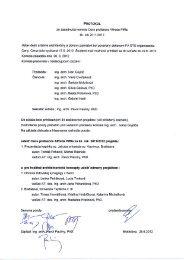 Výsledky zasadania poroty v šk. roku 2011/2012 - Fakulta ...