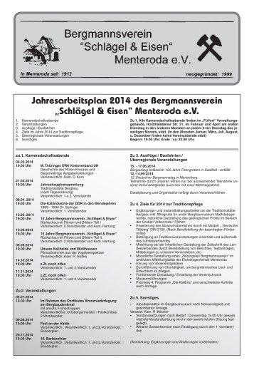 Februar Ausgabe 2014.pdf - Bergmannsverein Menteroda