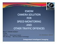 ESKOM - Traffic Solutions by LPR.pdf - I-Cube