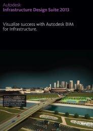 Autodesk® Infrastructure Design Suite 2013 - Excitech
