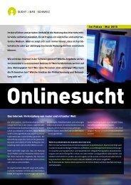 Fokus Onlinesucht