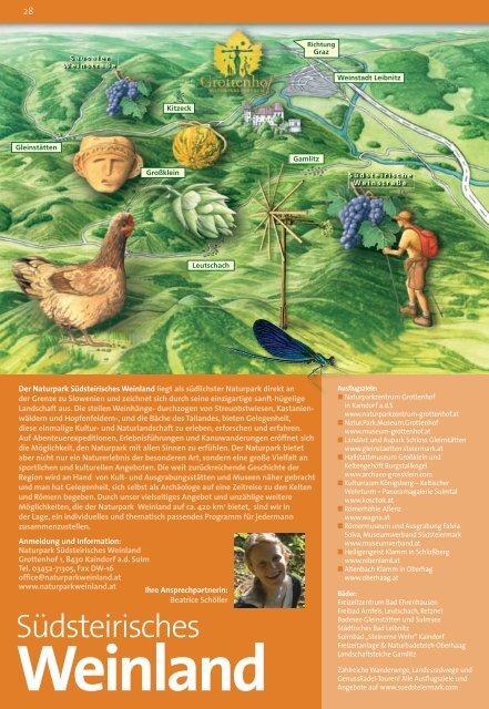 Download Erlebnis-Programm / Naturpark Südsteirisches Weinland