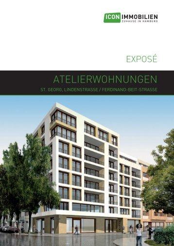 ATELIERWOHNUNGEN - ICON IMMOBILIEN GmbH