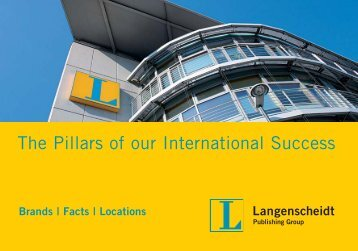 The Pillars of our International Success