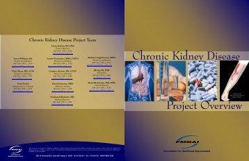 Chronic Kidney Disease Project Overview.pub - FMQAI