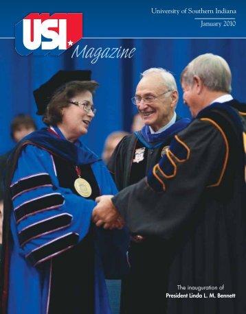 Magazine - University Of Southern Indiana