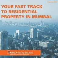 Mumbai Report - ICICI Home  Finance