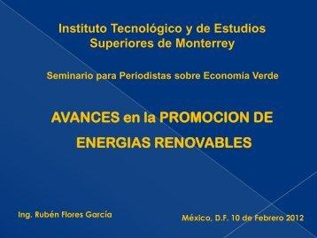 Diapositiva 1 - Instituto Global para la Sostenibilidad