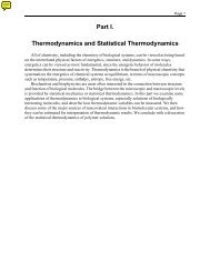Thermodynamics and Statistical Thermodynamics