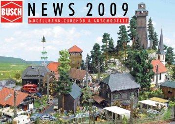 Busch News 2009