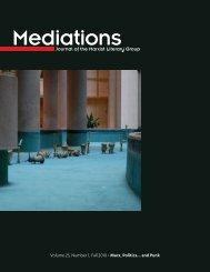 PDF Edition - Mediations