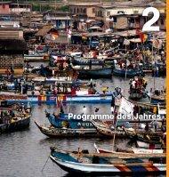 Grundlagen der Programmarbeit Programme des Jahres