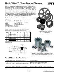 METRIC STANDARD 16R760 Replacement Belt