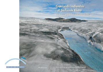 Læs om Grønlands Indlandsis i et skiftende Klima - Klimatilpasning